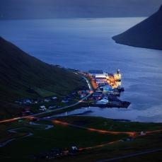 Kollafjørður Foto: Jógvan H. Gardar