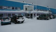 Hovedkontoret til KNR i Nuuk. Foto: Jógvan H. Gardar