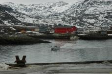 En moderne grønlandsk fiskebåt. Foto: Jógvan H. Gardar